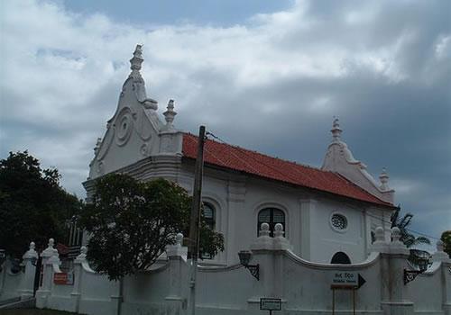Voc Galle Dutch Fort South Coast Sri Lanka A World