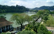 Kandy the Royal City