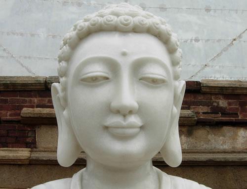 Mirisavatiya Dagaba Anuradhapura Sri Lanka