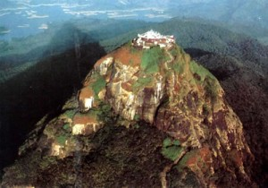 Sri Pada Adam's Peak, Sri Lanka