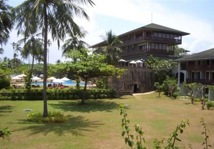 Bentota beach Hotel, Bentota, Sri Lanka