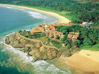 Saman Villas, Bentota, Sri Lanka