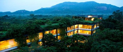 Heritance-Kandalama-Hotel-Cultural Traingle, Sri-Lanka Holidays