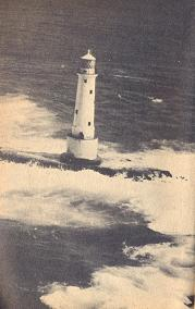 The Great Basses Lighthouse off Kirinda