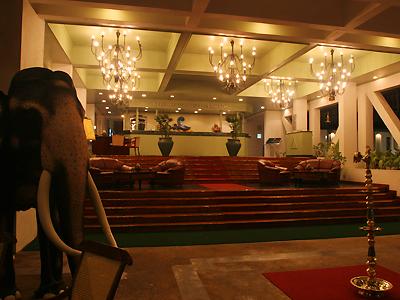 Hotel Ceysands Lobby