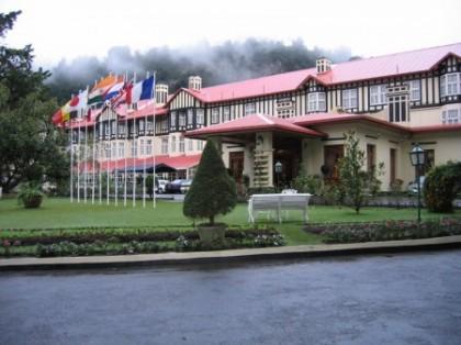 Grand Hotel Nuwara Eliya Sri Lanka Holidays