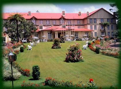Grand Hotel Nuwara Eliya Sri Lanka.
