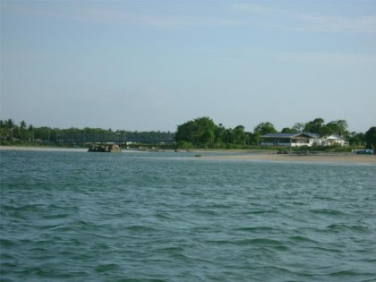 Pigeon Island Resort Lagoon-trip