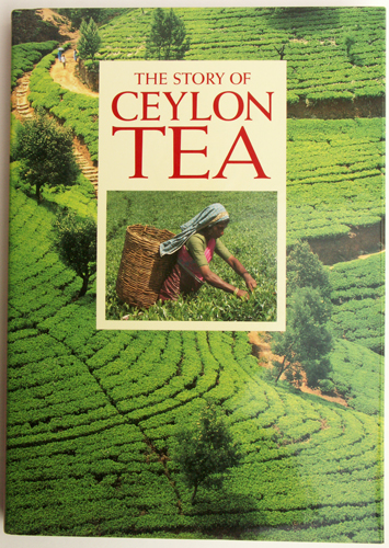 Ceylon Tea from Sri Lanka, the finest Black Tea in the World