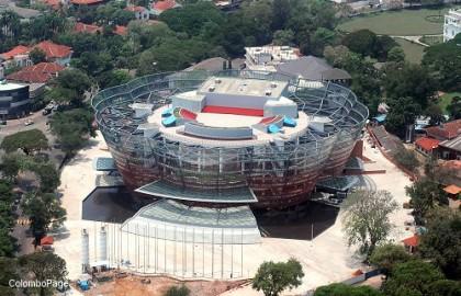 Lotus Pond Mahinda Rajapaksa Theatre,Ananda Kumaraswami Mawatha, Colombo 7,Sri Lanka Holidays