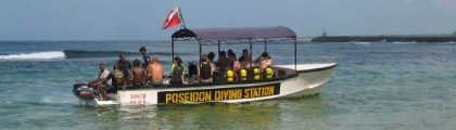 Poseidon Diving Station, Hikkaduwa, Sri Lanka Holidays