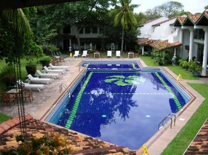 Palm Beach Hotel, Sri Lanka
