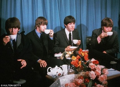 Beatles Ceylon Tea