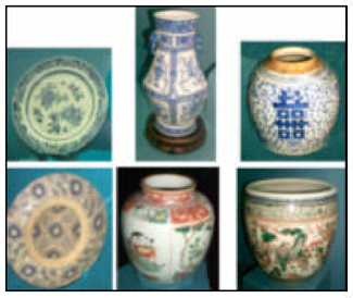 Tan Dynasty Chinese Porcelain in Sri Lanka