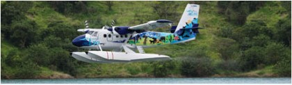 Sri Lankan Airlines Air Taxi off Dadugama at Ramada Katunayake