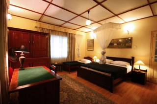 Cranford Villa Diyatalawe, Ceylon Health Triangle, Central highlands