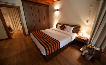Sri lanka holidays are supplemented by sri lanka hotels guide for Bedroom designs in sri lanka
