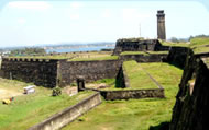 VOC Galle Dutch Fort