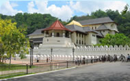 The Royal City of Kandy