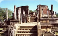 Polonnaruwa, the ancient Kingdom