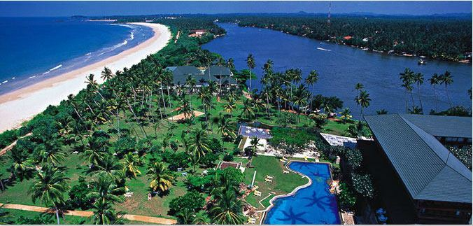 Bentota Beach Hotel Sri Lanka Holidays