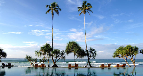 Fortress Hotel Koggala Sri Lanka Holidays Beach